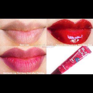 Berrisom My Lip Tint from Korea - Sexy Red